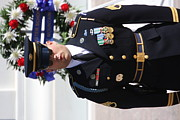 Cemetery Photos - Arlington National Cemetery - Tomb of the Unknown Soldier - 121218 by DC Photographer