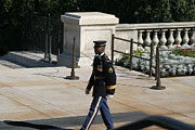 Brave Prints - Arlington National Cemetery - Tomb of the Unknown Soldier - 12126 Print by DC Photographer