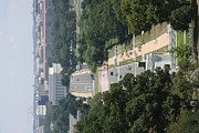 Arlington Posters - Arlington National Cemetery - View From Arlington House - 12125 Poster by DC Photographer