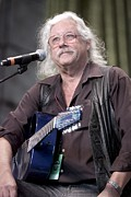 Farm Aid Prints - Arlo Guthrie Print by Front Row  Photographs