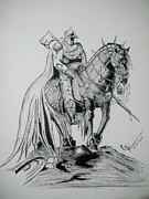 Umme Kulsoom - Armour and the horse