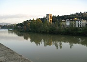 Patricia Sundik - Arno River Reflections...
