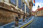 Jenny Rainbow - Around the Corner. Old Prague