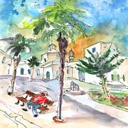 Miki De Goodaboom - Arrecife in Lanzarote 09