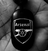 Colorful Photography Originals - Arsenal by Tuntufye Abel