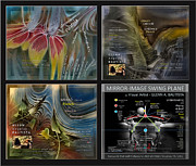 Books Pastels Framed Prints - Art Books by Glenn 2009-2011 Framed Print by Glenn Bautista
