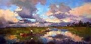 Anastasija Kraineva - Art clouds