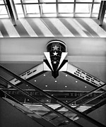 Escalator Prints - Art Deco Theatre 2 Print by Marilyn Hunt