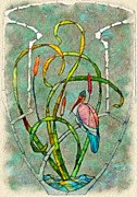 Art Nouveau Print by Jack Zulli