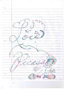 Lois Picasso - Art Signature