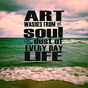 Joy StClaire - Art Washes From the Soul...
