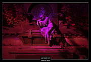 Dracula Digital Art - Art Work 169 Casket by Alexander Drum
