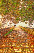 Arta Bridge Print by George Rossidis