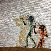 Subway Art Art - Artemis Acrobats Divas and Dancers by Natasha Marco