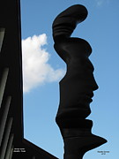 Sillouette Originals - Artface Sculpture by Charles Norman