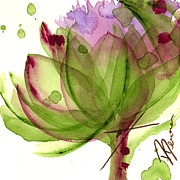 Dawn Derman - Artichoke Flower