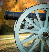 Fort Smith Arkansas Prints - Artillery Print by James Barber