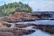 Spencer Meagher - Artist Point Rocks