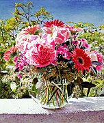 Popular Paintings - Artist Studio Still Life by  David Lloyd Glover