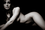 Voluptuous Photo Posters - Artistic Nude Poster by Jt PhotoDesign