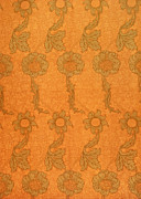 Motifs Tapestries - Textiles Prints - Arts and Crafts design Print by William Morris