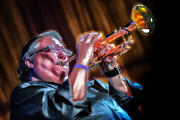 Sandoval Prints - Arturo Sandoval Print by Dailey Pike
