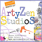 Artyzen Studios Mixed Media - ArtyZen Studios Art Licensing by ArtyZen Studios