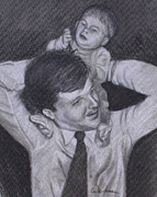 Kathy Weidner - As a Father Carries His...
