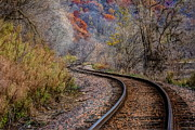 Kelly Marquardt - As I Walk The Tracks I...