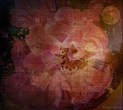 Melody Digital Art - As Time Goes By by Lianne Schneider