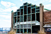 4th July Metal Prints - Asbury Park Casino - My City in Ruins Metal Print by Bill Cannon
