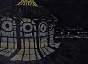 Asbury Park Print by Robert Diken