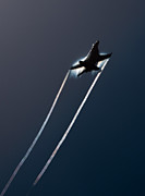 F-18 Posters - Ascending to the Heavens Poster by John Daly