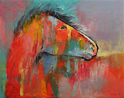 Michael Creese - Asian Horse