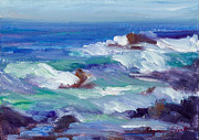 Suzanne Elliott - Asilomar Wave Action