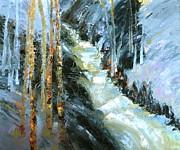 Susan A Becker - Aspen Spring Colorado