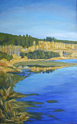 Nederland Originals - Aspen Sunrise- Snowline Lake by Al Hart