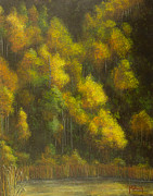 Jack Malloch - Aspens and Cattails