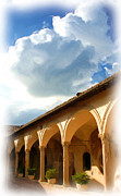 St. Francis Of Assisi Photos - Assisi Arches by Mike Nellums
