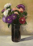 Tancau Emanuel - Asters In Glass