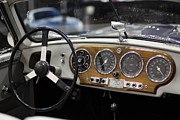Dash-board Framed Prints - Aston Martin - 5D20305 Framed Print by Wingsdomain Art and Photography