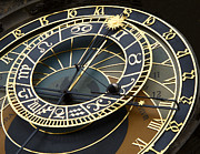 Ann Horn Photos - Astronomical Clock by Ann Horn