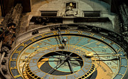 Astronomical Clock Originals - Astronomical clock by Sergey Simanovsky