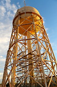 Asu Prints - ASU Water Tower Print by Pamela Walrath