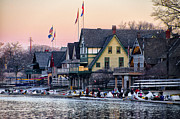 Bill Cannon - At Boathouse Row -...