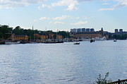 Stockholm Photos - At The Bay 1 by Katelyn Kros