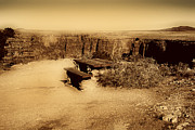 Douglas Barnard - At the Edge-Sepia