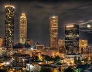 Anna Rumiantseva - Atlanta Centenial Park...