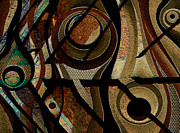 Mary Clanahan - Atlanta Earth Abstract...