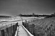 Chuck Kuhn - Atlantic City BW